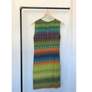 Missoni Dresses - Missoni Zigzag Shift Dress
